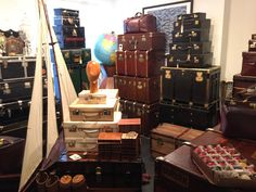 Alfies Antiques Market in Paddington, Greater London