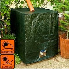 ibc tote rainwater cover kit Garden, garden! Water
