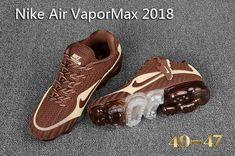 We supply best Nike Running Shoes - Cheap Nike Air Max 2018 Sale - Air Max 2018 Men Cheap - Nike Air Vapormax 2018 Men Brown Beige Best Nike Running Shoes, Nike Air Shoes, Nike Air Vapormax, Mens Running, Brown Sneakers, Air Max Sneakers, Sneakers Nike, Mens Boots Fashion, Men's Fashion