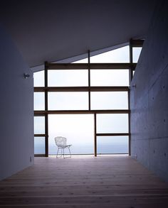 windows + chair