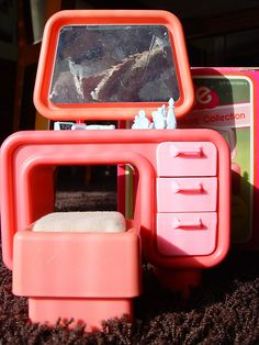 Barbie Dream Cottage Vanity