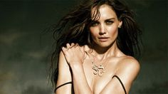 The single life certainly agrees with Katie Holmes. Tom Cruise's ex-wife sheds her clothes in a series of sexy shots for a new IRIS jewelry ad campaign. In one photo, Holmes strips down to nothing but necklace, posing topless … Continue reading → Katie Holmes, Natalie Portman, Tom Cruise Ex Wife, Cosmopolitan, Celebrity Pictures, Celebrity News, Cristian Dior, Jewelry Ads, Jewellery