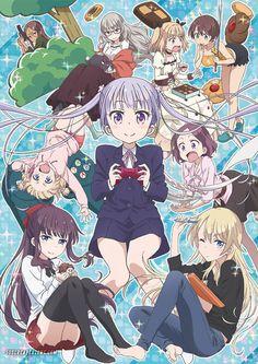 New Game!   480p 60MB   720p 90MB   1080p 150MB MKV  #NewGame  #Soulreaperzone  #Anime