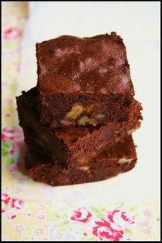 Brownies au sarrasin (ss gluten)