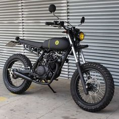 That Scrambler ☠️ ( Motorcycle Couple, Tracker Motorcycle, Moto Bike, Moped Motorcycle, Motor Cafe Racer, Yamaha Cafe Racer, Scrambler Ride, Touring Bike, Cool Motorcycles