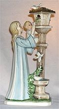 Madonna Of The Doves Charlot Byj 'Blondes' Figurine