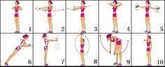 Топ-10 самые эффективные упражнения для груди и рук
