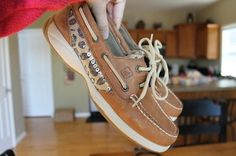 Love these shoes so much sperry getting them tomower
