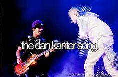 daaaaan kaaanteer we wrote this song for you, we hope you like it we reaaally dooo <3