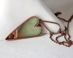 Photograph Heart Pendant Necklace $38.00