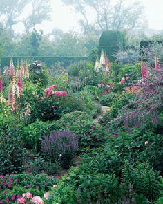 Photo: inspiration from Martha Stewart's gardens