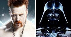 Is WWE Superstar Sheamus Playing Darth Vader in 'Star Wars 7'? -- Pro wrestler Sheamus recently visited Skellig Michael in Ireland, where 'Star Wars: Episode VII' is currently shooting. -- http://www.movieweb.com/news/is-wwe-superstar-sheamus-playing-darth-vader-in-star-wars-7