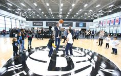Brooklyn Nets Open Hospital for Special Surgery Training Center in Brooklyn   Brooklyn Nets