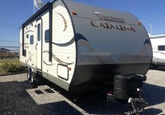 It's a Catlina for a great price. Come check out this affordable Travel Trailer! Us Travel, Family Travel, Travel Trailers For Sale, Student Travel, Rv For Sale, Motorhome, Recreational Vehicles, Travel Destinations, Florida