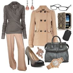 50+ Cute Fall & Winter Outfit Ideas 2017  - Are you looking for something heavy to wear? Do you want new fall and winter outfit ideas to try in the next year? In the fall and winter seasons, the... -  fall-and-winter-outfit-ideas-2017-37 .