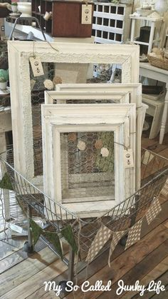 Flea market flips 226376318752668613 - cute shop, great displays Source by thecandleandcardco
