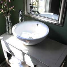 $160 14.5x14.5 FREE SHIPPING! Shop Wayfair for Nantucket Sinks Vessel Bathroom Sink - Great Deals on all Furniture products with the best selection to choose from!