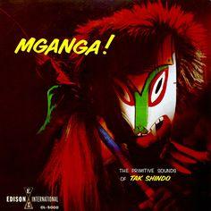 Tak Shindo - Mganga! The Primitive Sounds, 1958