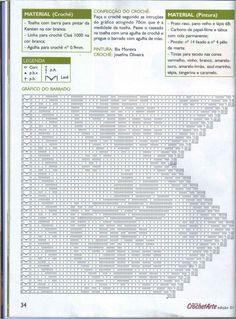 Pintura e Crochê - BIA MOREIRA - Crochet Arte 1 - neo neo - Picasa Web Albums