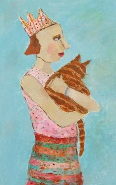 "Catriona Millar - ""Lucy and Wizard"""