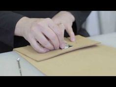 How to make an inset bag: London College of Fashion Short Courses