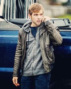 "Dylan Massett in ""Till Death Do You Part"" Max Thieriot, Bates Motel House, Dylan Massett, Freddie Highmore Bates Motel, Norman Bates, A Writer's Life, Ginger Men, Cute Actors, Good Doctor"