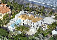 Tiger Woods' ex-wife Elin Nordegren has moved into this $12 million home
