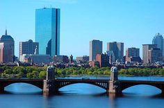 Boston baby!