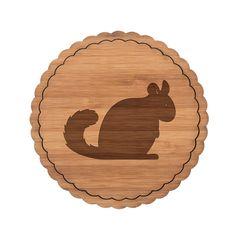 Untersetzer Rundwelle Chinchilla aus Bambus  Coffee - Das Original von Mr. & Mrs. Panda.  Diese runden Untersetzer mit einer wunderschönen Wellenform sind ein besonderes Highlight auf jedem Esstisch. Jeder Gläser Untersetzer wurde mit viel Liebe handgefertigt und alle unsere Motive sind mit besonders viel Hingabe von unserer Designerin gestaltet worden.     Über unser Motiv Chinchilla  Chinchillas sind Nagetiere und lieben ausgiebige Sandbäder. Sie sind sehr neugierige Tiere, die tagsüber…