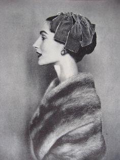 Vogue Nov 1954