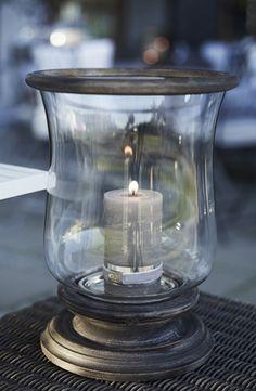 Candles for garden.