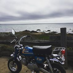 Today's view. #asilomarstatebeach #montereybay #minimoto #74z50 #z50 #smashingthruyourhood #montereybaylocals - posted by Mario Hoang https://www.instagram.com/mariogh31 - See more of Monterey Bay at http://montereybaylocals.com