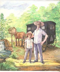 Famous children's book illustrator.