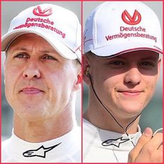 Like father like son - Today Pin Mick Schumacher, Michael Schumacher, Grand Prix, Monaco, Nigel Mansell, Ferrari F1, F1 Drivers, Lewis Hamilton, Car And Driver
