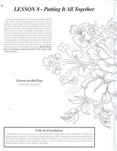 Zhostovo Floral legacy part 1
