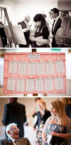 Cute DIY bunting table plan @Amy Lyons Lyons Lyons Lyons Lyons Van Paddenburg