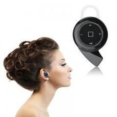 Mini Bluetooth Headset Earphone Headphones Stereo for iPhone