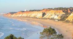 Praia da Falésia em Albufeira 25ª na Europa e 1ª nacional | Algarlife