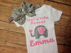 Custom newborn girl clothes Baby Girl clothes by SweetnSparkly