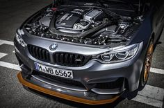 BMW unveiled the BMW Concept GTS: a water-injected take on the Coupe. Fast forward to today, and BMW has unveiled the production Bmw M4 Gts, Bmw Suv, Bmw Cars, Maserati, Cadillac, Jaguar, 2016 Bmw M4, Nissan, Vw E Up