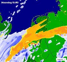 Sneeuw op komst!!!! In Zeeland en Brabant kan wel 20 cm verse sneeuw vallen!!! sneeuwpret overlast  witte wereld