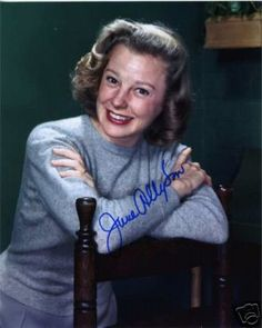 June Allyson June Allyson, Veronica Lake, Carole Lombard, Happy Thoughts, American Actress, Movie Stars, Cinema, Hollywood, Actresses