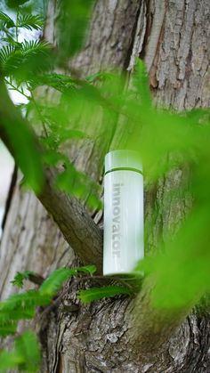 innovatorミニボトル140ml 外出先での水分補給やお薬の服用に便利なちょい飲みサイズ。