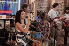 Som das artes leva samba e ritmos amazônicos ao Largo São Francisco da Prainha