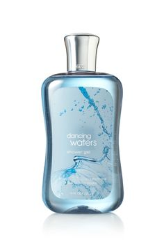 Dancing Waters Shower Gel - Signature Collection - Bath & Body Works