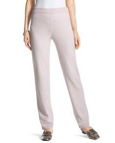 Chico's Women's Zenergy Cotton Cashmere Pants