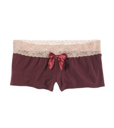 Aerie Softest Lace Boyshort | Aerie for American Eagle