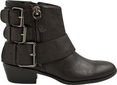 Buckle Bootie.  http://www.swell.com/Womens-Boots/YELLOWBOX-BRAZEN-BUCKLE-BOOTIE?cs=BL