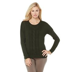 """Wendy Williams """"Get One, Gift One"""" 2-Pack Sweater"""