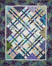 Quilt Kit Coastal Chic Batiks Fabric with Pattern 52 Coastal Style, Coastal Decor, Coastal Rugs, Coastal Furniture, Lattice Quilt, Batik Quilts, Lap Quilts, Scrappy Quilts, Jackson